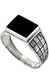 Купить Мужские <b>кольца</b> печатка цвет красный в интернет ...