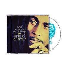 Legend <b>Remixed</b> CD – <b>Bob Marley</b> Official Store