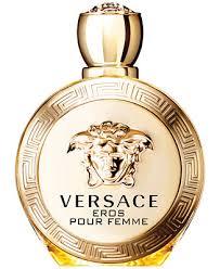 <b>Versace Eros Pour Femme</b> Eau de Parfum Spray, 3.4 oz & Reviews ...