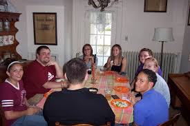onu department of history politics and justice 2010 once again freshman students were invited to dinner at dr ellen wilson s house where they could enjoy good food and talk to departmental faculty