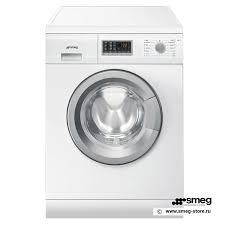 Smeg LSE147 - отдельностоящая <b>стиральная машина с сушкой</b> ...