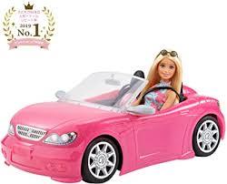 Barbie Doll & Car: Toys & Games - Amazon.com