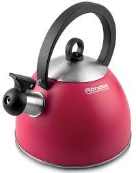 <b>Чайник Rondell Geste</b> 2 л <b>RDS</b>-<b>361</b> купить в Москве – интернет ...