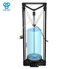 HE3D K280 Kossel delta <b>3D printer</b>,<b>DC 24V400w</b> power, large ...