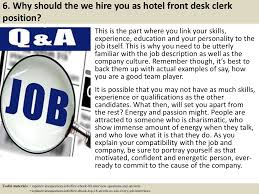 top hotel front desk clerk interview questions and answers clerk interview questions and answers previous