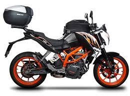 <b>KTM DUKE 390</b> Case fittings - Shad - Engineered for riding