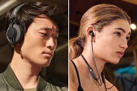 <b>the new wireless Bluetooth</b> headphones designed for workouts