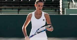 Wimbledon Whites unveiled: Muguruza, Sharapova, Wozniacki and ...