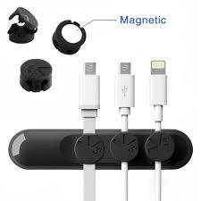 xiaomi mijia <b>Bcase</b> TUP <b>Magnetic Desktop Cable</b> Clips <b>Cord</b> ...