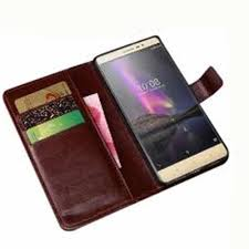 For Vertex Impress Luck Case <b>Luxury Wallet PU Leather</b> Case For ...