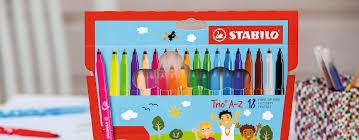 <b>STABILO</b> Trio A-Z - www.<b>stabilo</b>.ru