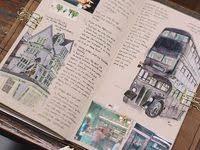 Art-journal: лучшие изображения (68) в 2020 г.   Артбуки ...