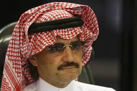 Le prince, Al-Walid <b>ben Talal</b>, milliardaire saoudien, neuveu du roi Abdallah <b>...</b> - 19-12-Al-Walid-ben-Talal-930620_scalewidth_630