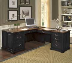 gallery for sleek office desk designs black office desk