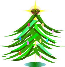 Image result for Free Clipart Christmas Wish tree