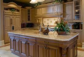 kitchen giallo ornamental granite