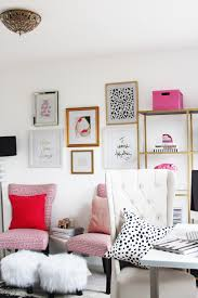 chic home office decor: describe your office space to us