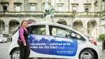 Council's electric car fleet shrinks as green slogan branded 'hot air'