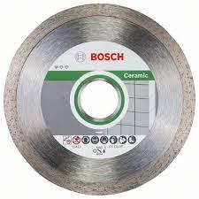 <b>Диск алмазный</b> по плитке (115х22.2 мм; <b>10 шт</b>.) <b>Bosch</b> 2608603231