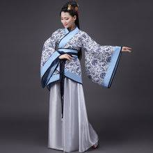 2019 tang china national costumes traditional chinese hanfu dress folk dance ancient women clothing dynasty cosplay