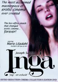 ... Inga med sensationella fyndet, 17-åriga balettdansösen Marie Liljedahl. - inga