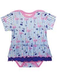 """79403 <b>Боди</b> с юбочкой """"Фламинго"""" для новорождённого ..."""