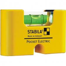 Карманный <b>уровень STABILA Pocket Electric</b> 17775 - цены, фото ...