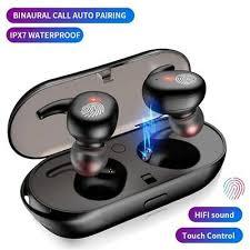 <b>K1 TWS</b> WIRELESS Bluetooth 5.0 <b>Earphones</b> Stereo In-Ear <b>Earbuds</b> ...
