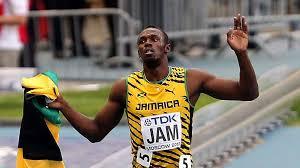 Usain Bolts OS-satsning – mer grönsaker och mindre tv- <b>spel</b> - Sport ...