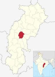 Distrito de Raipur