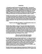 summarization of animal farm chapters     gcse english   marked  animal farm how is napoleon portryed as an efective leader standard grade english