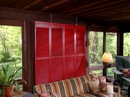 outdoor patio privacy screens ideas porch privacy tip hgpg  privacy shutters screenjpgrendhgtvcom porch pr
