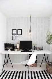 black white home office inspiration office inspiration black and white ideas for your mid century modern amazing modern home office inspirational