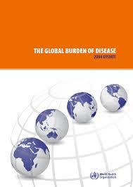 <b>THE</b> GLOBAL BURDEN OF DISEASE