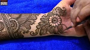 Step by Step Latest <b>Full</b> Hand Mehndi <b>Design</b> For Hand 2017 # 1010+