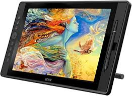 VEIKK Drawing Monitor Tablet, VK1560 Drawing ... - Amazon.com