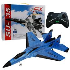 Aominuo Glider Airplane EPP Foam 3.5CH 2.4G <b>Toys SU-35</b> RC ...