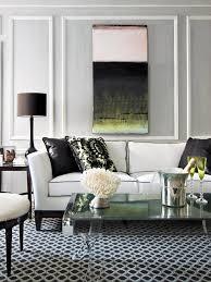 white sofa living room with black white floor black white living room furniture