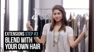 Hairdo Clip-<b>In Hair Extensions</b> (<b>1pc</b>) | Its easy to apply! - YouTube