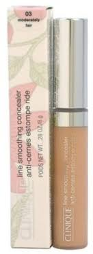 <b>Clinique</b> Line Smoothing Concealer Moderately <b>Fair</b> 8g in duty-free ...
