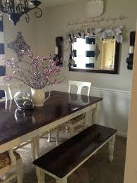 Refinishing A Dining Room Table Refinished Farmhouse Dining Room Set The Official Before And