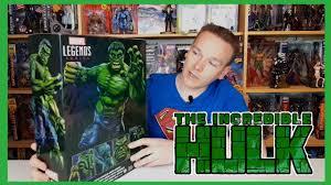 <b>Hasbro Marvel</b> Legends 1:6 scale <b>HULK</b> !!! Review - YouTube