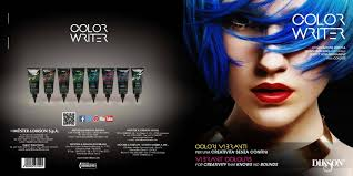 Introducing the <b>Dikson Color</b> Writer Now... - Urban Beauty <b>Systems</b>