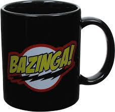 big bang theory bazinga mug 11.jpg Big Bang Theory Bazinga Mug.