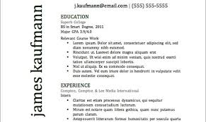 top  resume templates ever   the museget the resume template