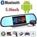 Bluetooth backup camera for car