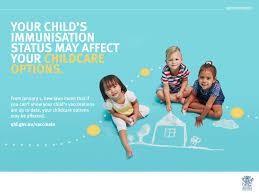 childhood immunisation campaign queensland health web tiles