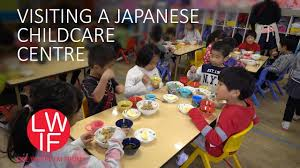 What a Japanese Childcare Centre is Like - YouTube