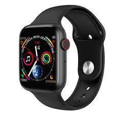 Timewolf <b>Bluetooth Smart Watch Series</b> 4 5 ECG Heart Rate Fitness ...