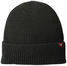 New Balance Unisex <b>Watchman's Winter Beanie</b>, Black, One Size ...